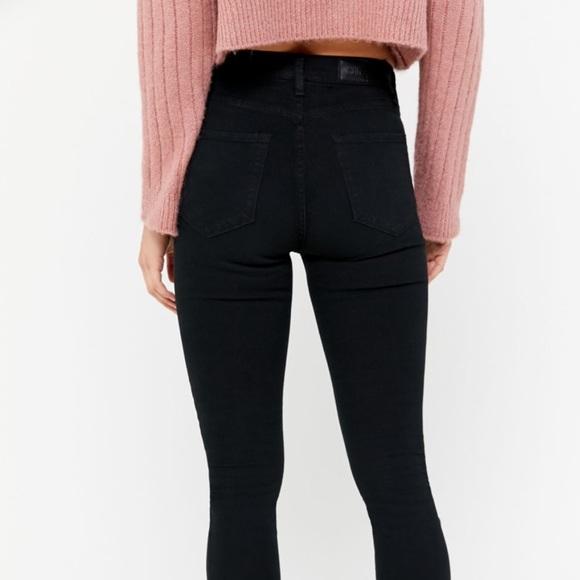 BDG TWIG High rise Skinny Jeans in Black